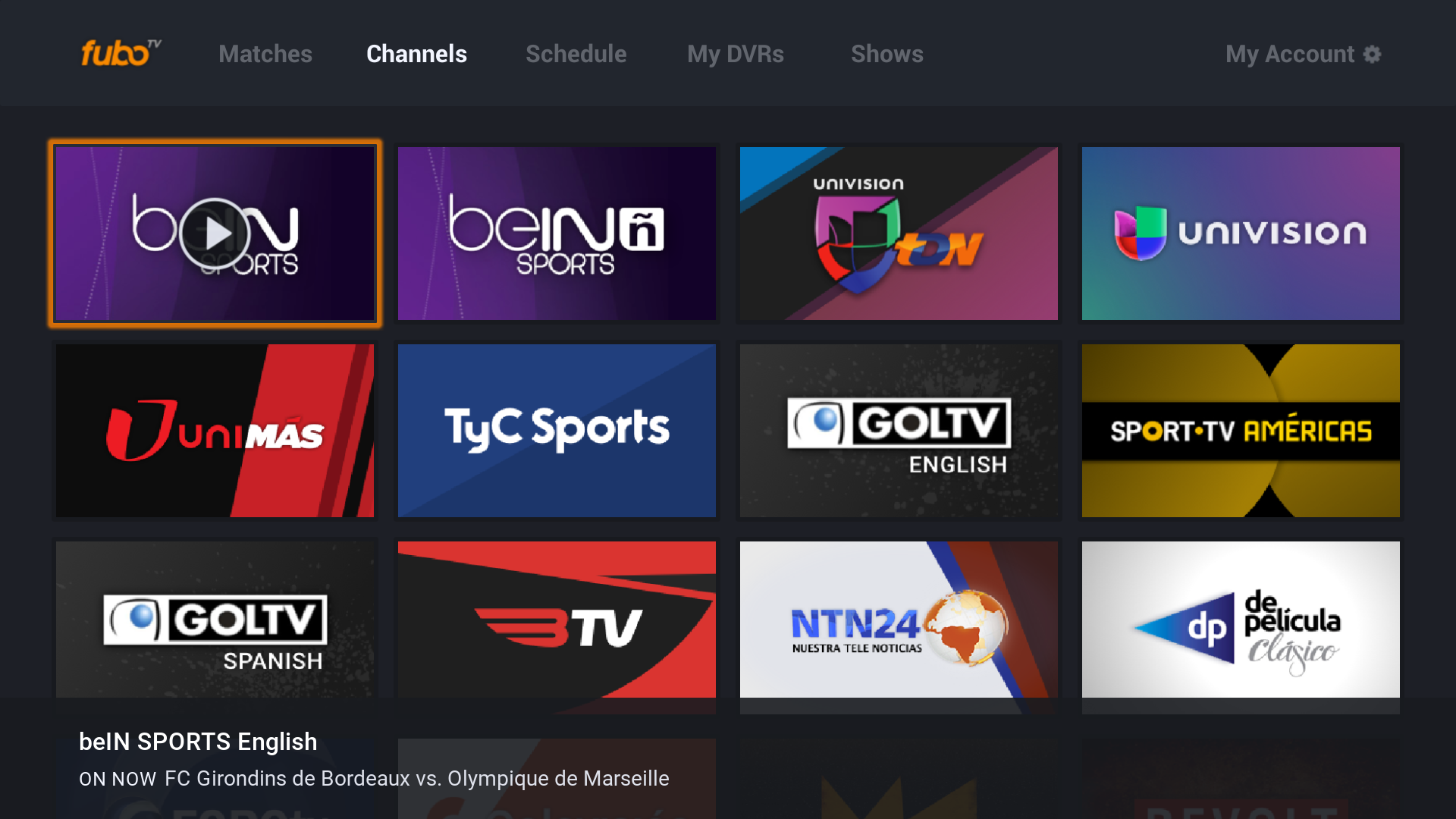 Amazon Com Fubotv Live Appstore For Android