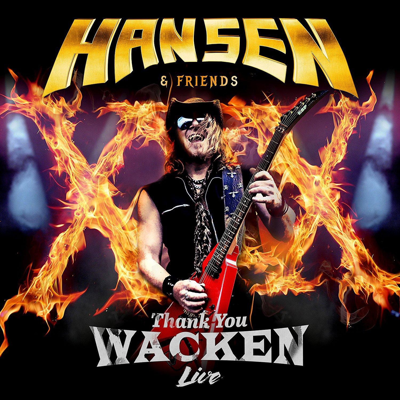 CD : Kai Hansen - Thank You Wacken (With DVD, Digipack Packaging, 2 Disc)