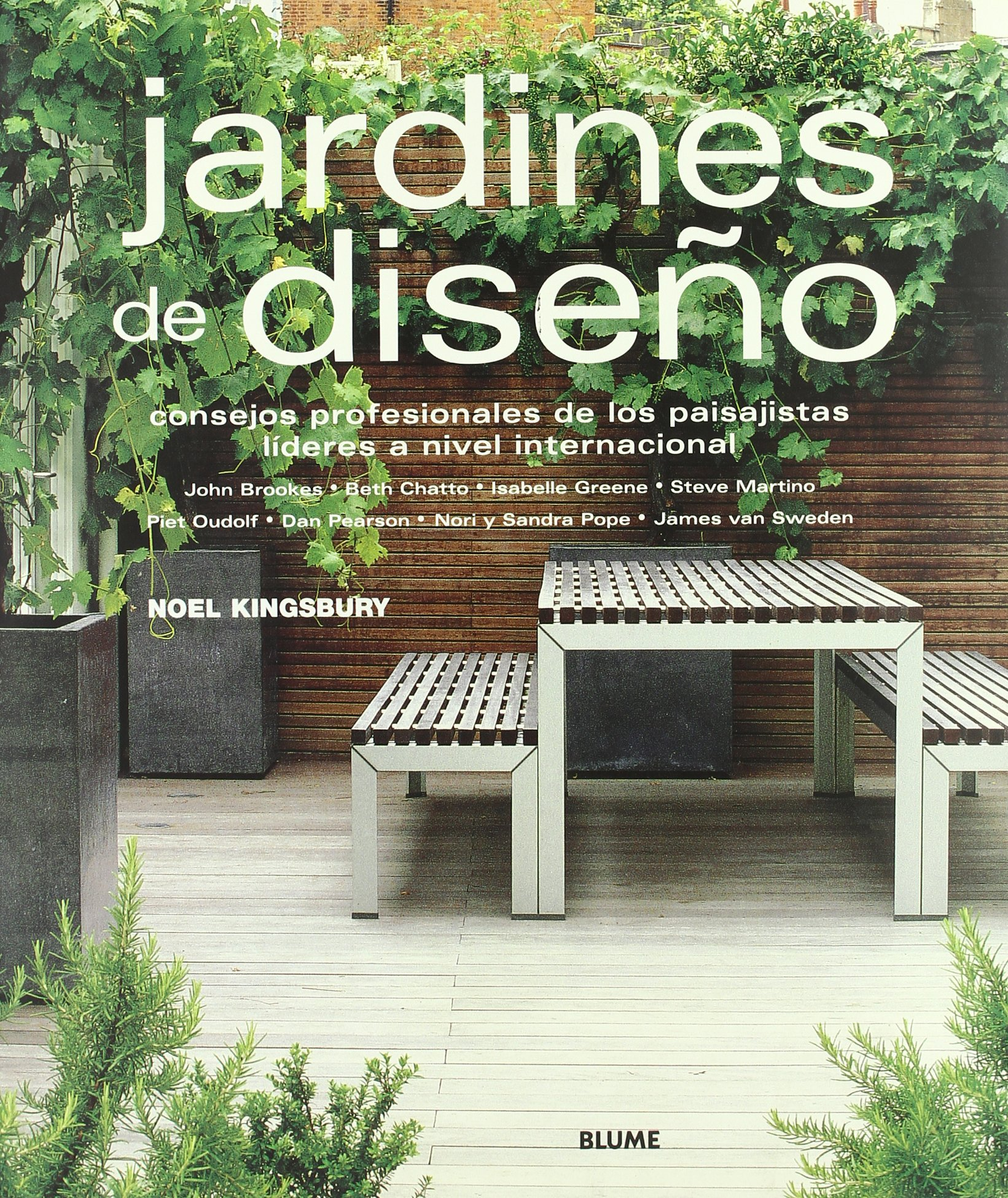 Jardines de diseño: Consejos profesionales de los paisajistas líderes a nivel internacional