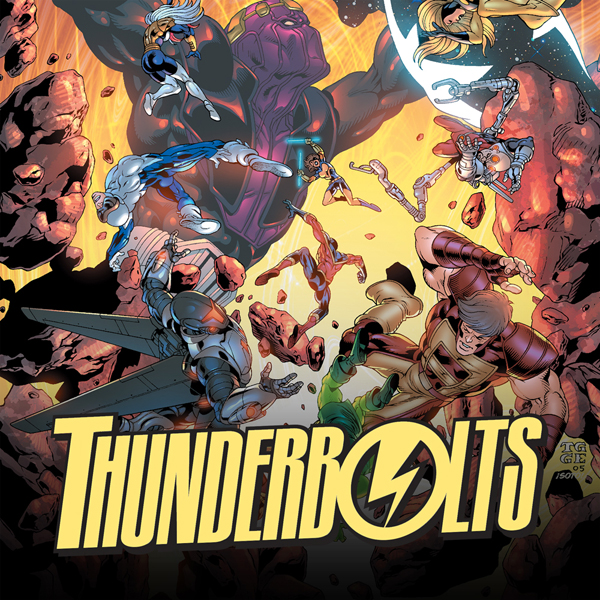 Thunderbolts (2006-2012) (Collections) (12 Book Series)