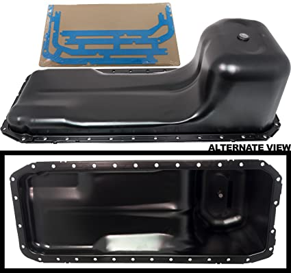 Amazon.com: APDTY 140099 Engine Oil Pan Fits 6.7L Cummins Turbo Diesel On 2013-2017 Ram 2500 3500 4500 5500 Trucks (Replaces 68368078AA, 68224584AA, ...