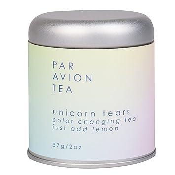 Amazon.com : Unicorn Tears Tea - Color Changing Green Tea With Rose ...