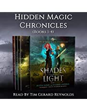 The Hidden Magic Chronicles Boxed Set: Shades of Light, Shades of Dark, Shades of Glory, Shades of Justice