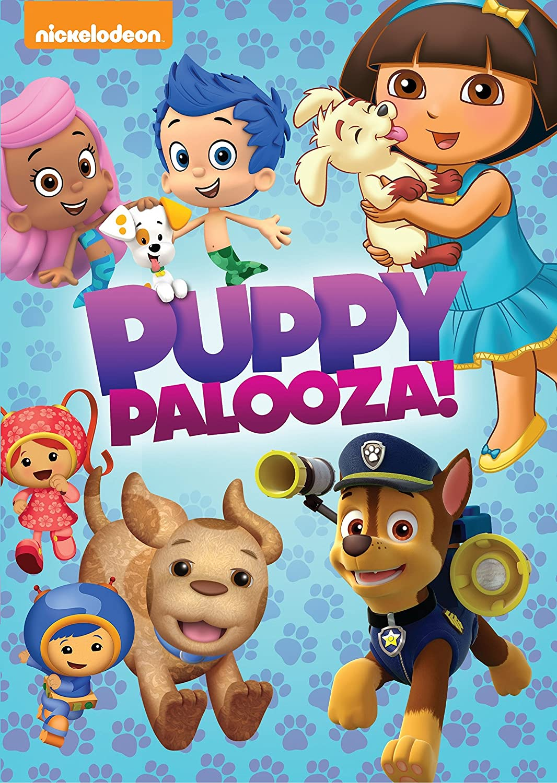 Amazon com: Nickelodeon Favorites: Puppy Palooza: Artist Not