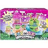 Hatchimals CollEGGtibles 热带派对玩具套装带灯、声音和4 季 CollEGGtibles 适合 5 岁及以上儿童
