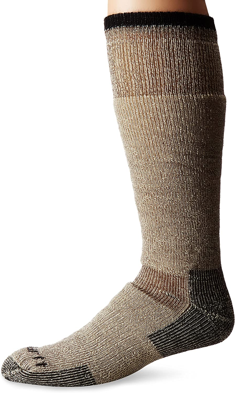 Carhartt Men's Arctic Heavyweight Wool Boot Socks - Overall best socks for steel toe