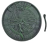Import Wholesales Sundial Decorative Dragonfly
