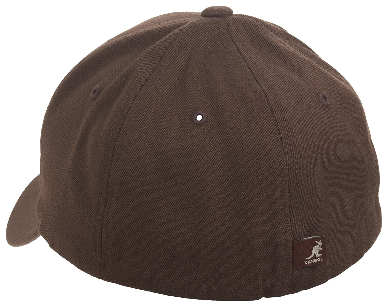 875c9678 The Kangol Sport Collection Men's Wool Flex-Fit Baseball Cap at Amazon  Men's Clothing store: Baseball Caps