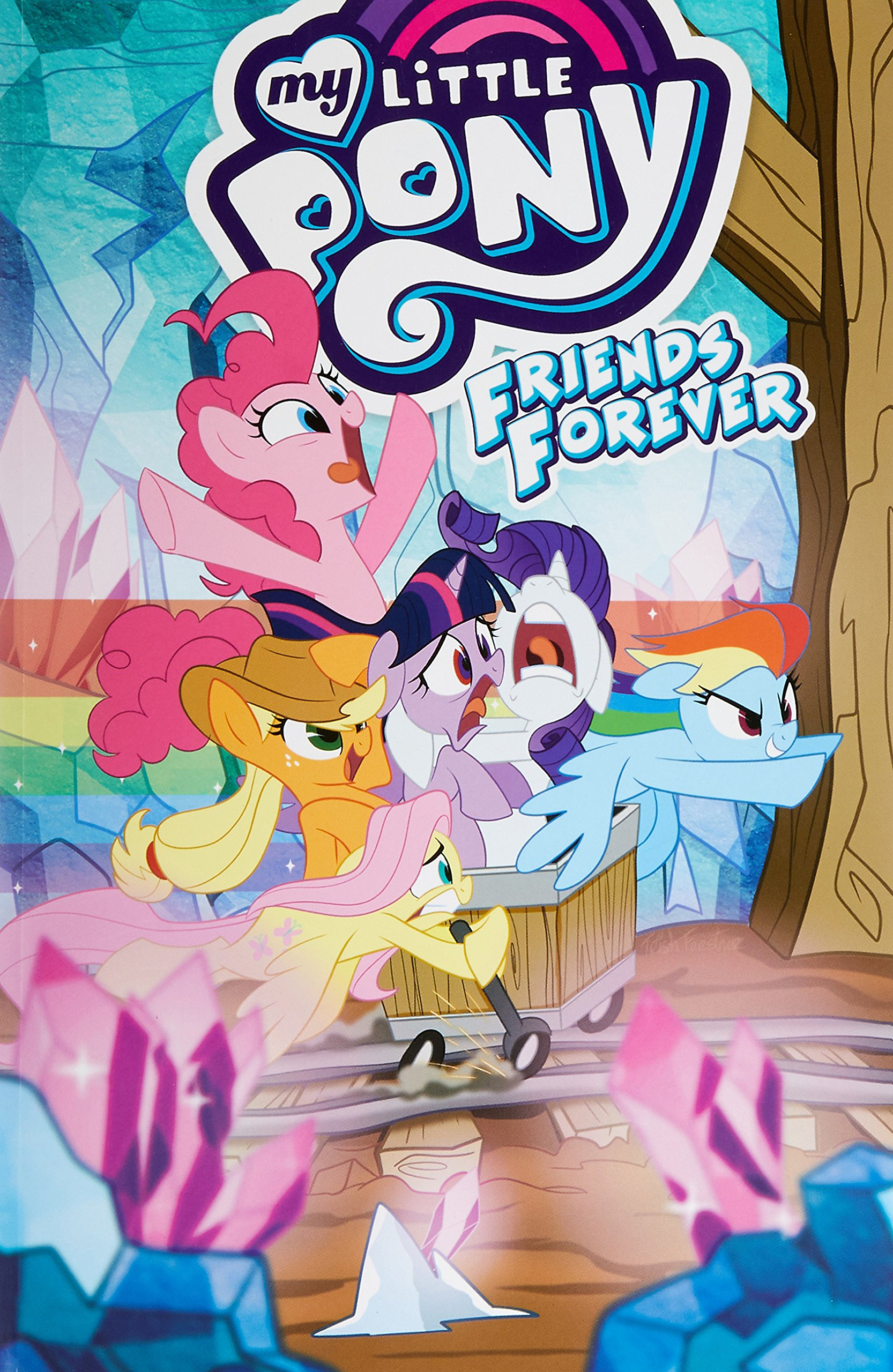 my-little-pony-friends-forever-volume-8