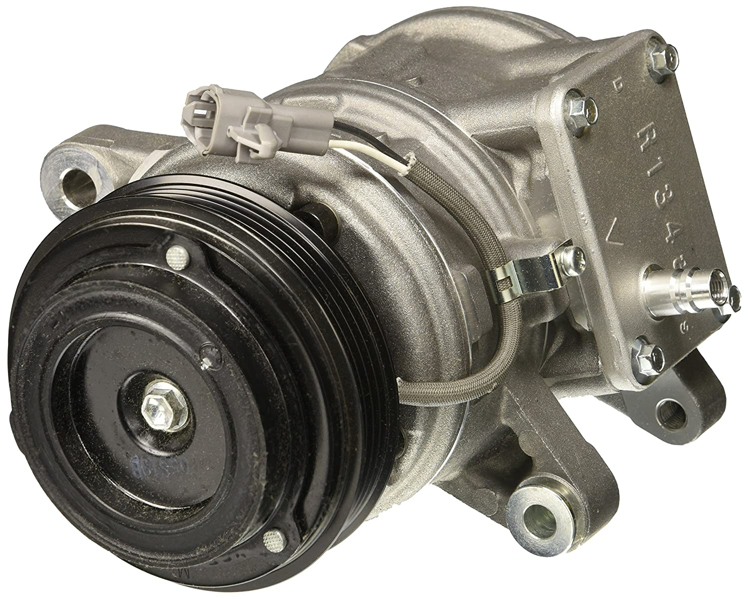 Denso 471-1216 New Compressor with Clutch