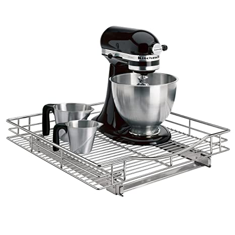 Amazoncom Lynk Professional Organizer And Pull Out Under Cabinet