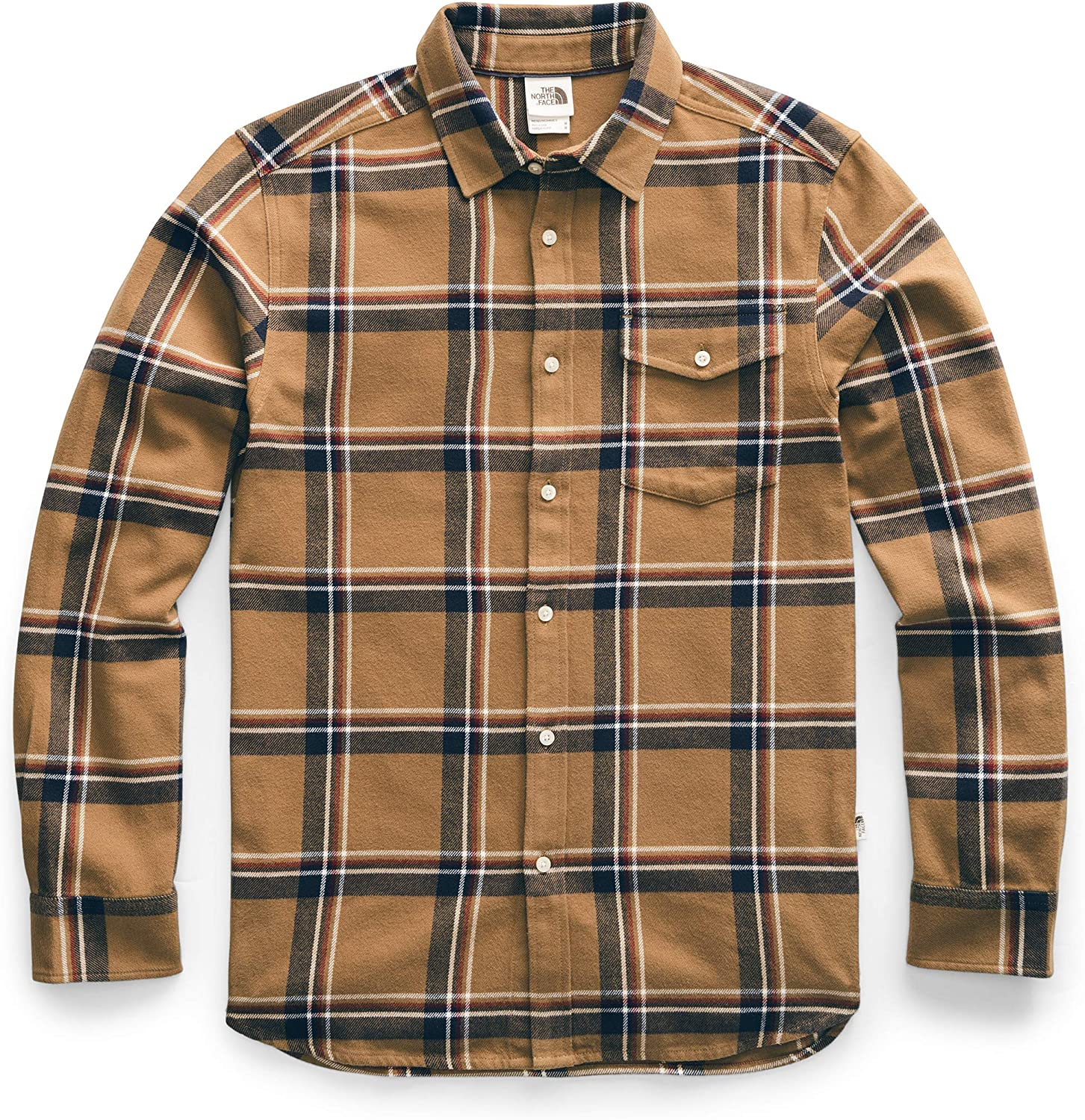 The North Face Arroyo Long Sleeve Flannel Shirt - Men's