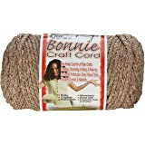Pepperell Bonnie Macrame Craft Cord, 6mm 100-Yard, Pottery