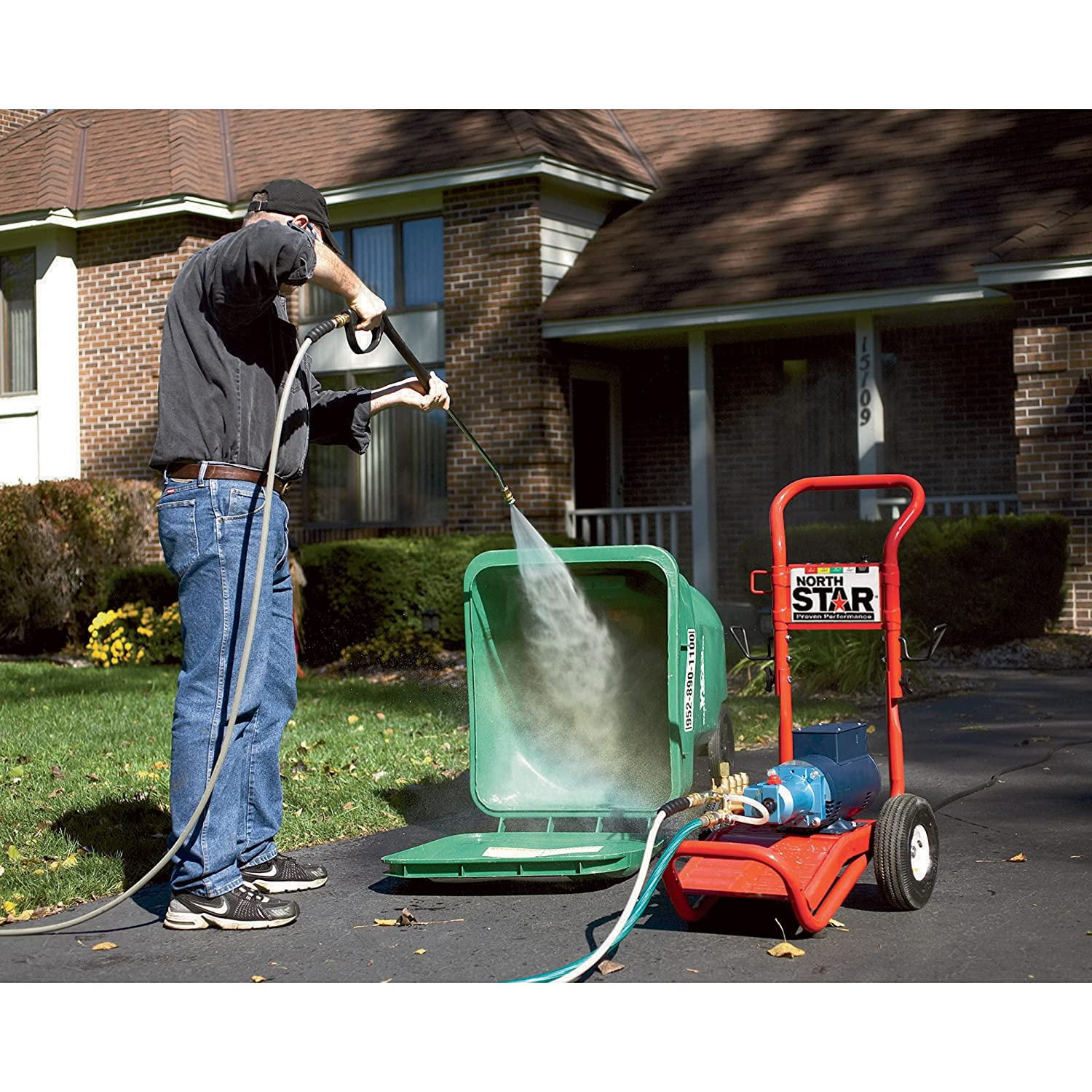 91UV3l15KnL._SL1500_ amazon com northstar electric cold water pressure washer 2000  at n-0.co