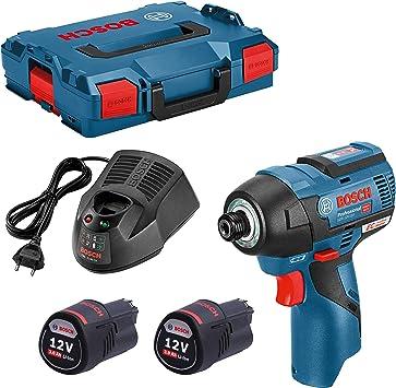 Bosch doméstica unidades & Jardín Bosc batería Impacto GDR 12 V de 110: Amazon.es: Bricolaje y herramientas