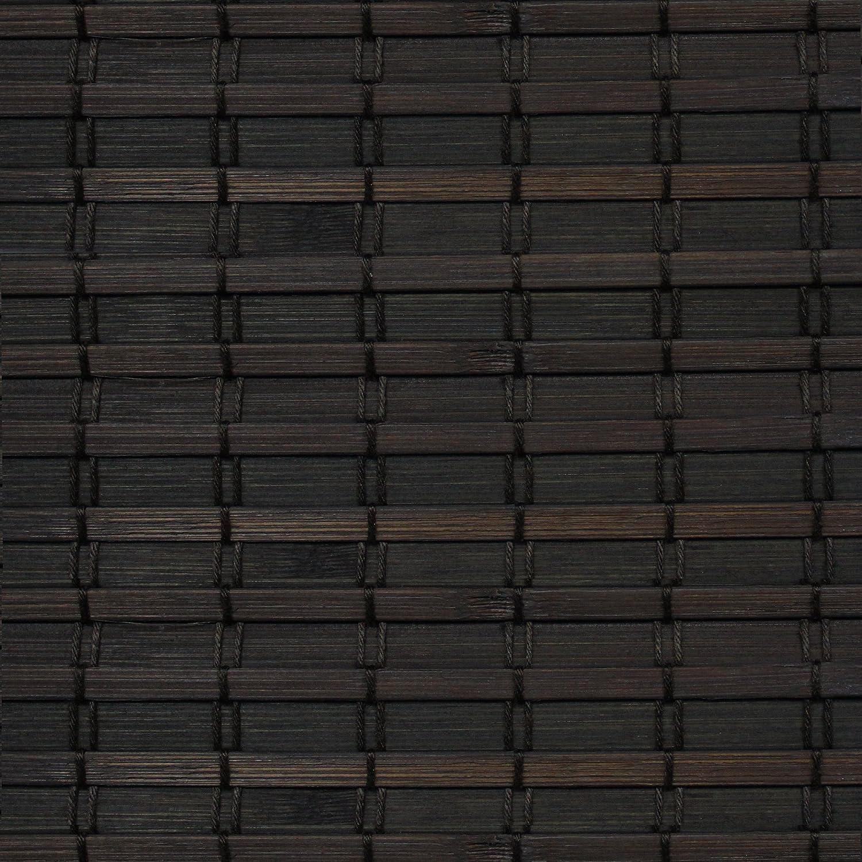 34 W x 64 L RADIANCE 2208858E Cordless Roman Shade Driftwood