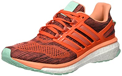 7a7f7b78b8b adidas Women s Energy Boost 3 W Running Shoes Orange Size  4.5 UK