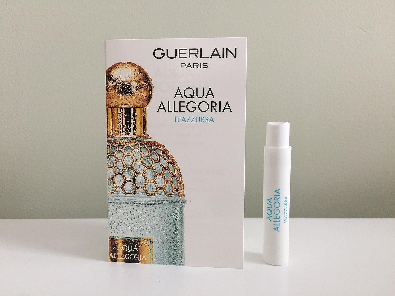 Guerlain 'Aqua Allegoria Teazzurra' Fragrance Eau de Toilette, Deluxe Travel Size, .03 oz mL