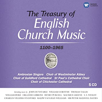musica britannica blow anthems i coronation and verse anthems v 7
