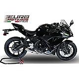 Kawasaki Ninja 650 2017 GPR Exhaust Full System Deeptone New