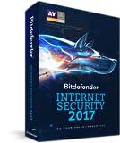 Bitdefender Internet Security 2017 | 3 PC, 1 Year | Download [Online Code]