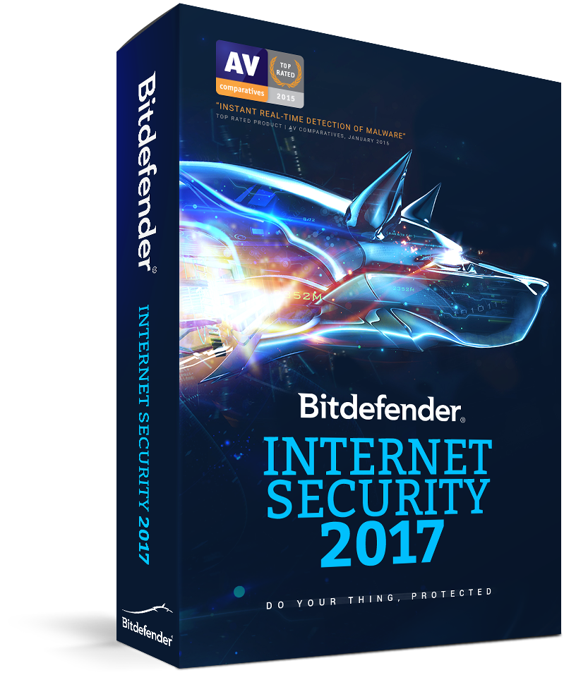 Bitdefender Internet Security Download Online product image