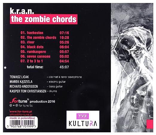 K.R.A.N.: The Zombie Hords [CD] by K.R.A.N.: Amazon.co.uk: Music