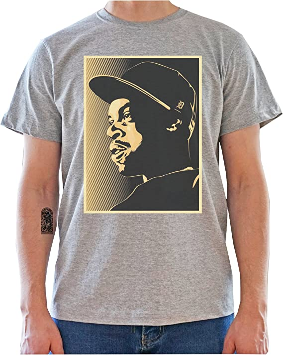 Imagen deDreamGirl Jay DEE J Dilla Picture Print Mens T-Shirt