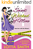 Sweet Wicked of Mine (Paranormal in Manhattan Mystery: A Cozy Mystery on Kindle Unlimited Book 5)