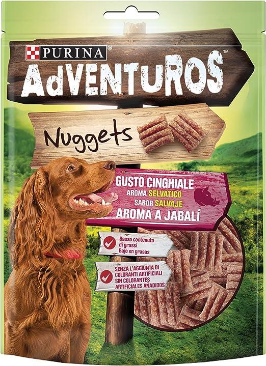 Purina Adventuros Nuggets golosinas y chuches para perros 6 x 90 g ...