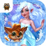 Winter Fairy: My Little Fox - Care, Feed & Dress Up