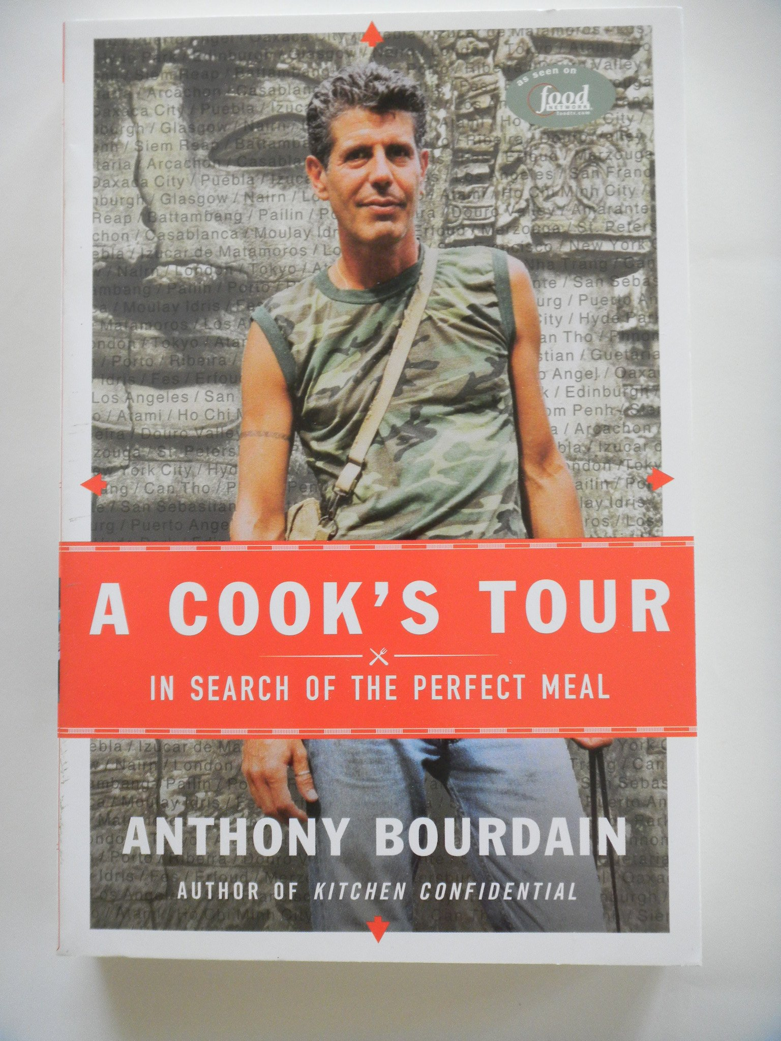 a cook s tour anthony bourdain books