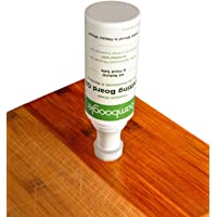 Bamboogle Food Grade Mineral Oil For Cutting Boards - No Mess Cutting Board Oil With Easy Applicator
