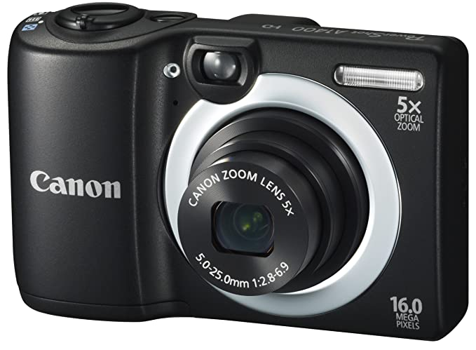 Review Canon PowerShot A1400 16.0