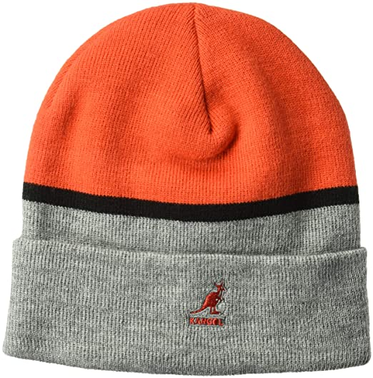 6db2c8f6e9f Kangol Men s Sport COL Block Beanie Pull ON HAT