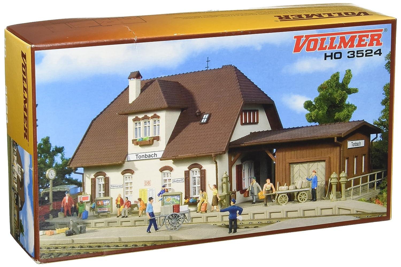 Vollmer フォルマー 43524 H0 1/87 駅 ステーション B00O03VN5Y