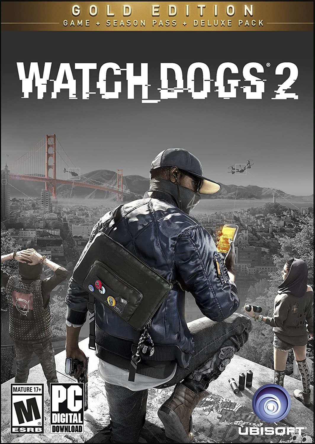 uplay pc download for watch dogs 2