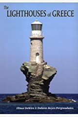 The Lighthouses of Greece Paperback