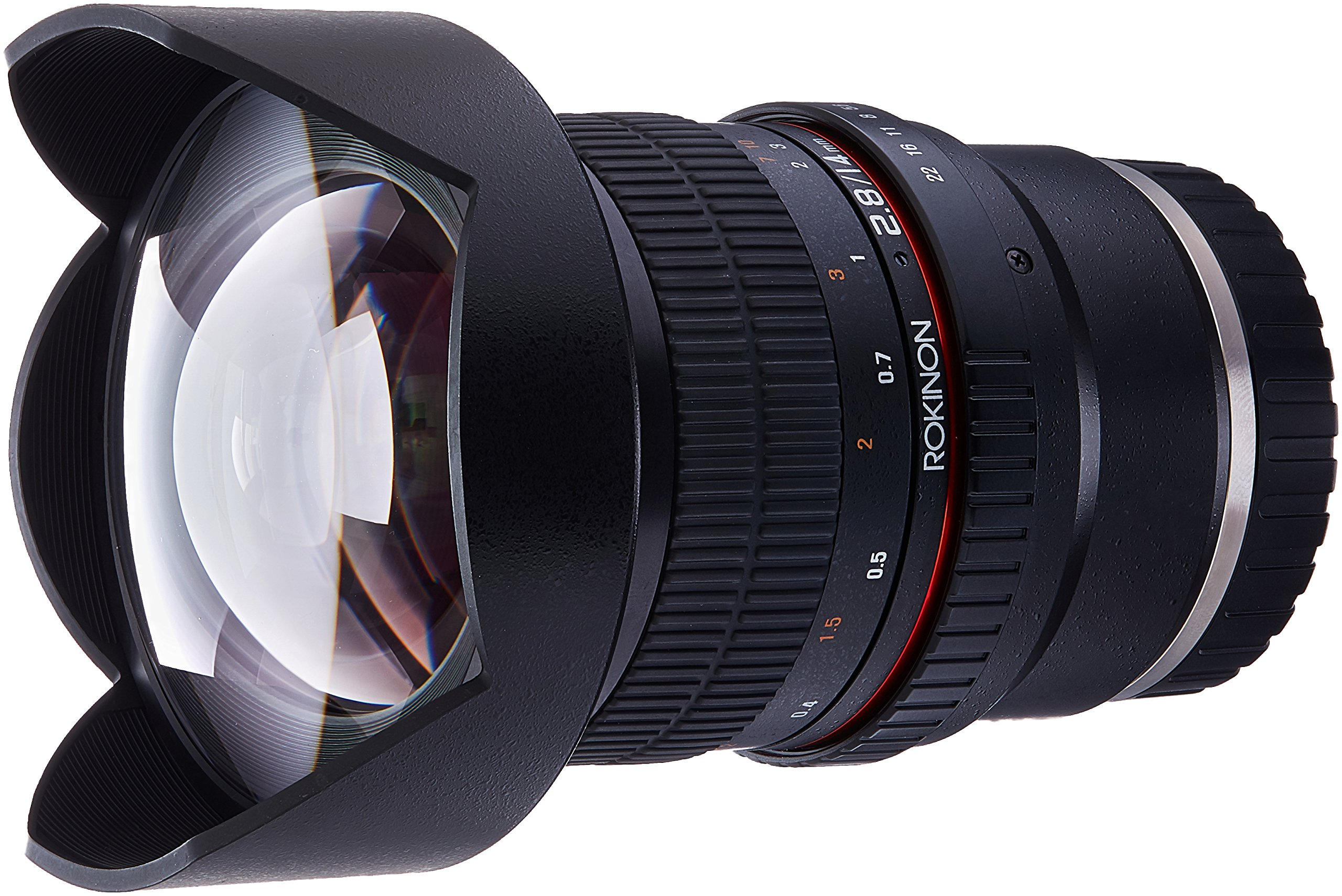 Rokinon FE14M-E 14mm F2.8 Ultra Wide Lens for Sony E-mount and Fixed Lens for Other Cameras