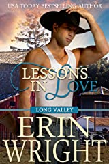 Lessons in Love: A Western Romance Novel (Long Valley Book 8) Kindle Edition