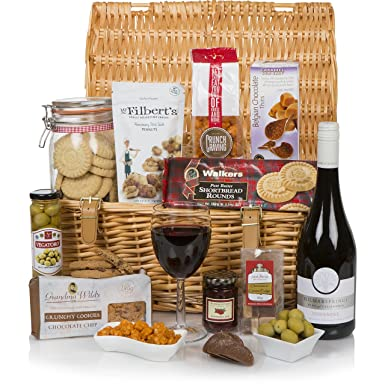 The luxury gift hamper food hampers gourmet gift baskets the luxury gift hamper food hampers gourmet gift baskets food and wine hamper negle Image collections