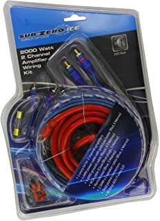 Pleasing Vibe Audio Slick 2000 W System Car Wiring Kit Amazon Co Uk Electronics Wiring Cloud Hisonuggs Outletorg