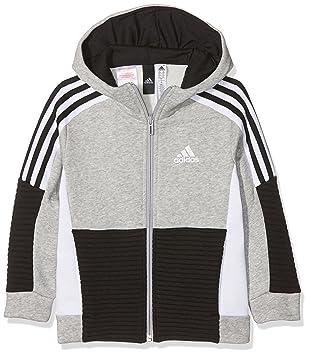 adidas Id Stadium Kapuzenjacke Kinder Jacke  Amazon.de  Sport   Freizeit 710bc7627c