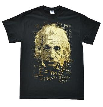 Albert Einstein Mens T-Shirt
