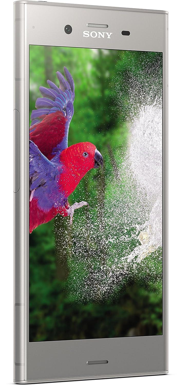 Sony Xperia XZ1 4G 64GB Plata - Smartphone (13,2 cm (5.2