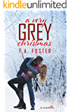 A Very Grey Christmas (Kissing Eden Book 3)