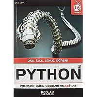 Python 3: Oku, İzle, Dinle, Öğren!