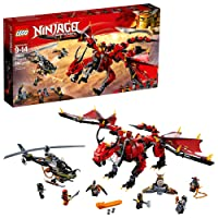 Deals on LEGO NINJAGO Masters of Spinjitzu: Firstbourne 70653 Building Kit 882-Piece