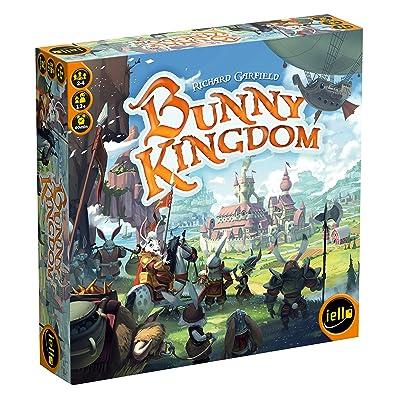 IELLO Bunny Kingdom Strategy Board Game: Toys & Games
