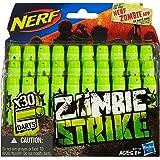 Hasbro Nerf A4570E36 - Zombie Strike 30er Dart Nachfüllpack, Spielzeugblaster